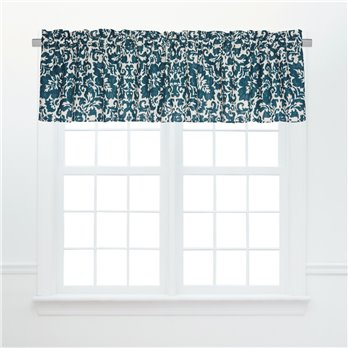 Madison Adriatic Unlined Valance