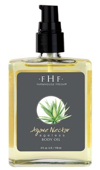 Farmhouse Fresh Agave Nectar Body Oil (4oz)