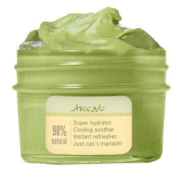 Farmhouse Fresh Guac Star Face Mask (3 oz)