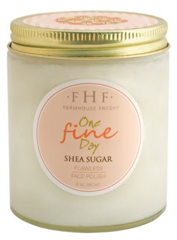 Farmhouse Fresh One Fine Day Shea Sugar Facial Polish (6 oz)
