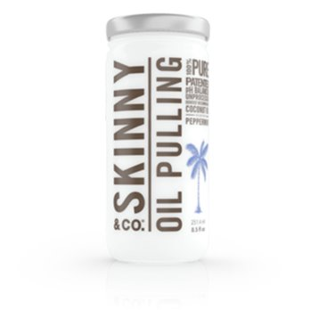 Skinny & Co. Oil Pulling- Peppermint (8.5 oz.)