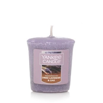 Yankee Candle Dried Lavender and Oak Sampler Votive Candle
