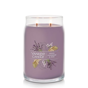 Yankee Candle Dried Lavender and Oak Large Jar Candle