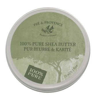 Pre de Provence 100% Shea Butter in Tin 75 ml