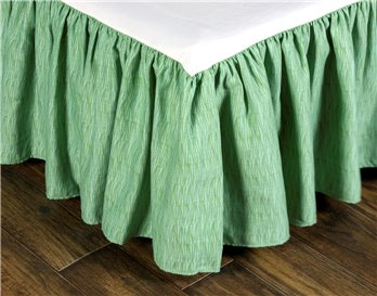 "Cape Coral Queen Bedskirt (18"" Drop)"