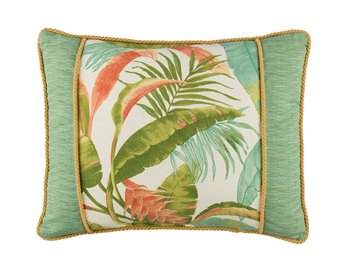 Cape Coral Main Print Breakfast Pillow