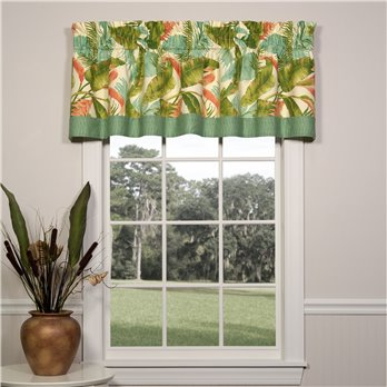 Cape Coral Tailored Valance