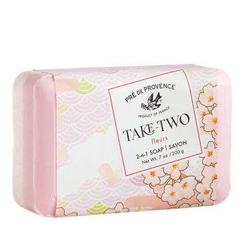 Pre de Provence Take Two Fleurs Soap 200 g