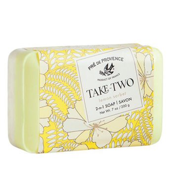 Pre de Provence Take Two Lemon Sorbet Soap 200 g