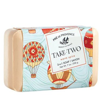Pre de Provence Take Two Warm Spice Soap 200 g