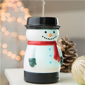 Snowman Ultrasonic Essential Oil Diffuser by Airomé