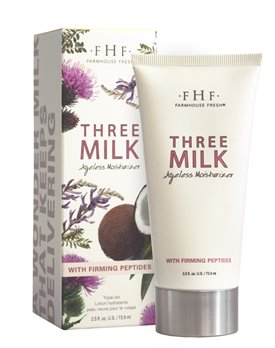 Farmhouse Fresh Three Milk Ageless Moisturizer (2.5 oz.)