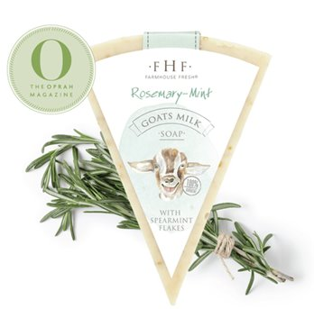 Farmhouse Fresh Rosemary Mint Goat Milk Bar Soap