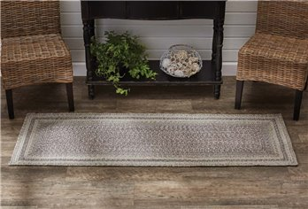 "Hartwick Braided Rug Runner 24""x72"""