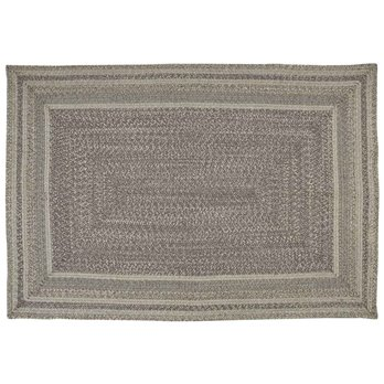 "Hartwick Braided Rectangle Rug 48"" x 72"""