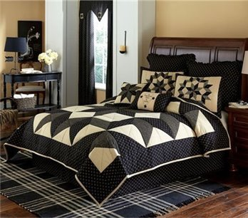Carrington Queen Size 3 Piece Quilt Set