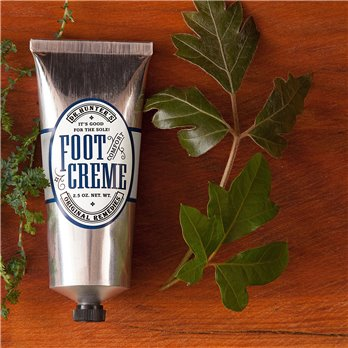 Caswell-Massey Dr. Hunter Foot Comfort Creme (2.5 oz.)