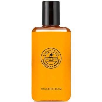 Crabtree & Evelyn Moroccan Myrrh Hair and Body Wash (10.1 fl oz, 300ml)