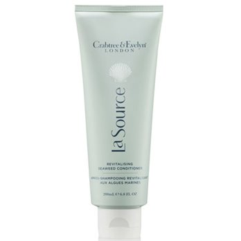 Crabtree & Evelyn La Source Revitalizing Seaweed Conditioner (200 ml, 6.8 fl oz)