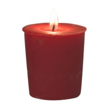 Claire Burke Christmas Memories Votive Candle