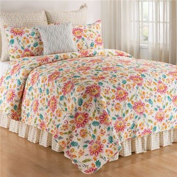 Sasha Bright Full Queen Quilt