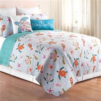 St. Kitts Twin 2 Piece Quilt Set