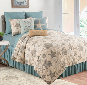 Amber Sands Twin Quilt Set