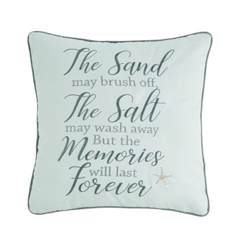 Memories Forever Pillow