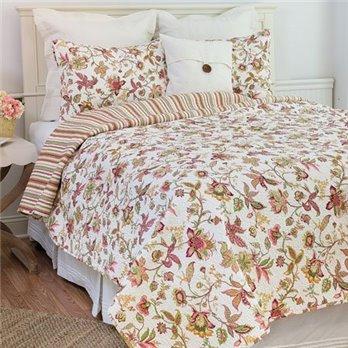 Twin Bed Quilt Matlasse