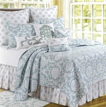 Providence Chambray Full Queen Quilt