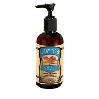 Caswell-Massey Lucky Tiger Shampoo & Body Wash