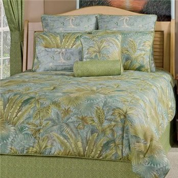 Bahamian Surf Full size Bedspread