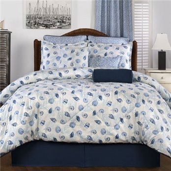 Barbados Twin size 3 piece Comforter Set