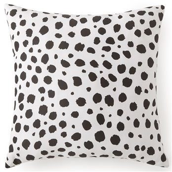 "Birds In Bliss Square Cushion 20""x20"" - Spotted"