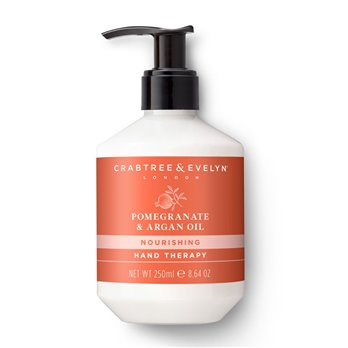 Crabtree & Evelyn Pomegranate & Argan Oil Hand Therapy (250g)
