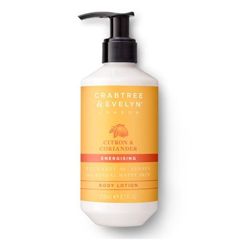 Crabtree & Evelyn Citron & Coriander Body Lotion