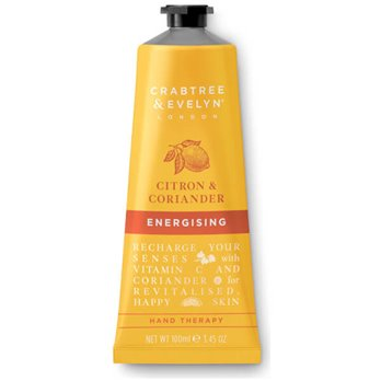 Crabtree & Evelyn Citron & Coriander Hand Therapy (100g)