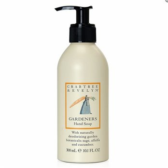 Crabtree & Evelyn Gardeners Liquid Hand Soap (300ml)