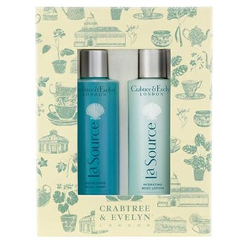 Crabtree & Evelyn La Source Body Care Duo Set
