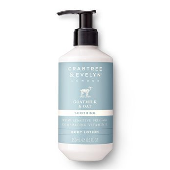Crabtree & Evelyn Goatmilk & Oat Body Lotion