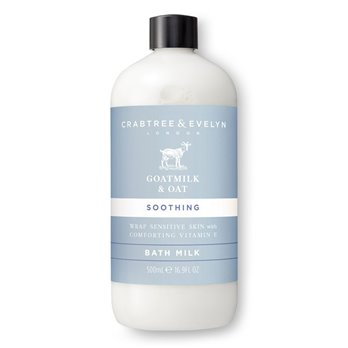 Crabtree & Evelyn Goatmilk & Oat Bath Milk