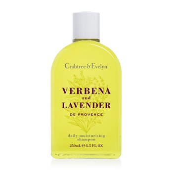 Crabtree & Evelyn Verbena and Lavender de Provence Shampoo