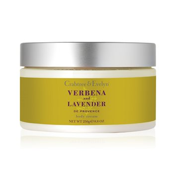 Crabtree & Evelyn Verbena & Lavender de Provence Body Cream