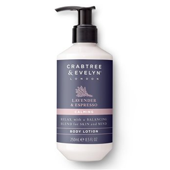 Crabtree & Evelyn Lavender & Espresso Body Lotion