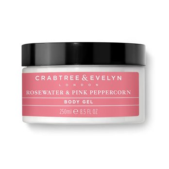Crabtree & Evelyn Rosewater & Pink Peppercorn Body Gel