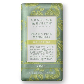 Crabtree & Evelyn Pear & Pink Magnolia Triple Milled Soap