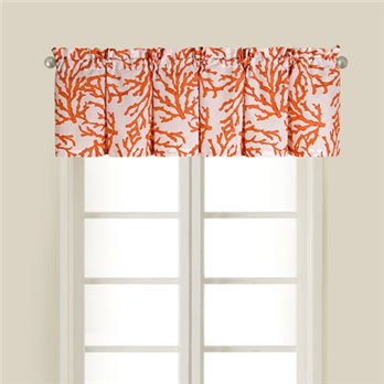Cora Unlined Valance