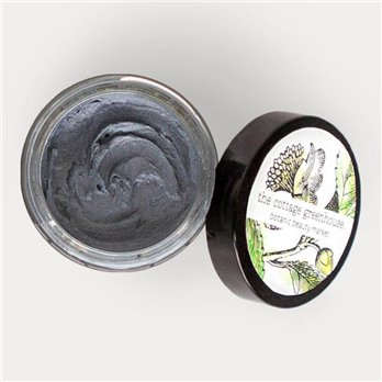 The Cottage Greenhouse Charcoal & Lemongrass Face Mask