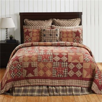 Dawson Star King Size Quilt