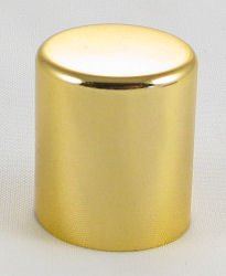 La Tee Da Closed Metal Gold Color Cap for Fragrance Lamp